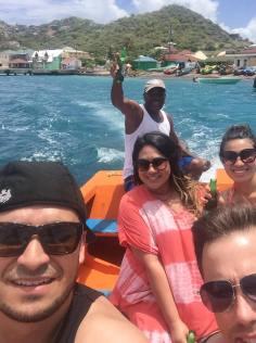 Union Island Water Taxi